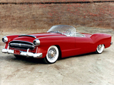 Plymouth Belmont Concept Car 1954 wallpapers