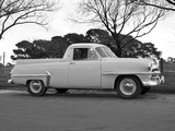 Pictures of Plymouth Cranbrook Utility 1956