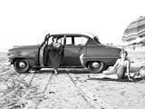 Plymouth Cranbrook 4-door Sedan AU-spec 1956 photos