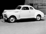 Images of Plymouth DeLuxe Coupe (P10) 1940