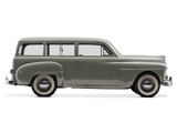 Images of Plymouth DeLuxe Suburban (P19) 1950