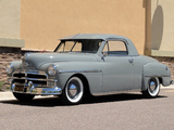 Images of Plymouth DeLuxe Business Coupe (P19) 1950