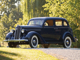 Photos of 1936 Plymouth DeLuxe Model P2 Touring Sedan (805) 1935–36