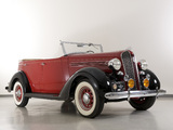 Photos of Plymouth DeLuxe Phaeton (P2) 1936