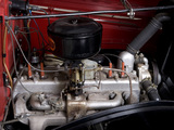 Pictures of Plymouth DeLuxe Phaeton (P2) 1936