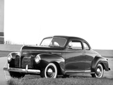 Pictures of Plymouth DeLuxe Coupe (P10) 1940