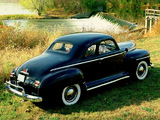 Pictures of Plymouth Special DeLuxe Business Coupe (P15C) 1947