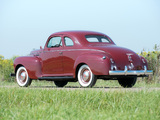 Plymouth DeLuxe Coupe (P10) 1940 photos