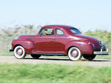 Plymouth DeLuxe Coupe (P10) 1940 wallpapers
