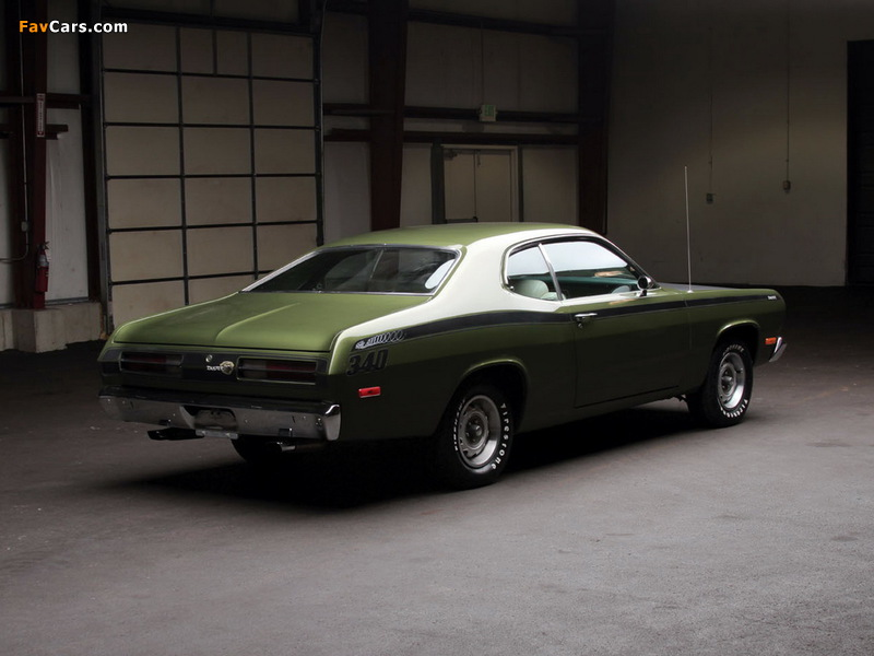 Images of Plymouth Duster 340 (VS29) 1971 (800 x 600)