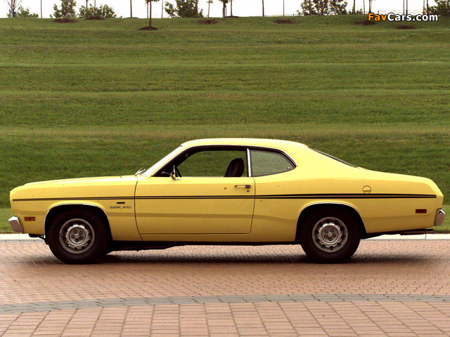 Plymouth Duster 340 1970 photos (640 x 480)
