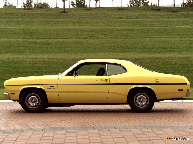 Plymouth Duster 340 1970 photos (800 x 600)