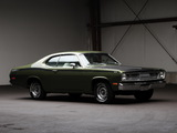 Plymouth Duster 340 (VS29) 1971 pictures