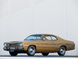 Plymouth Gold Duster 1973 photos