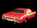 Plymouth Duster 340 1973 pictures