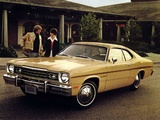 Plymouth Duster 1974 images