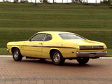 Plymouth Duster 340 1970 wallpapers