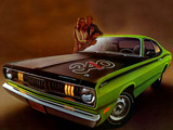 Plymouth Duster 340 1971 wallpapers