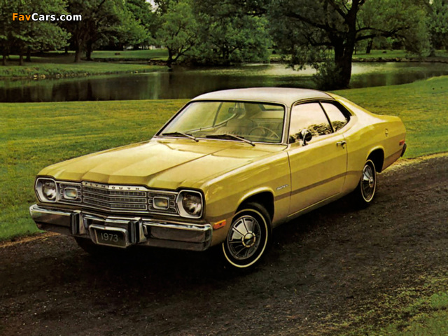 Plymouth Duster (VL29) 1973 wallpapers (640 x 480)