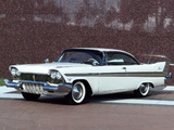 Images of Plymouth Fury Sport Coupe 1957