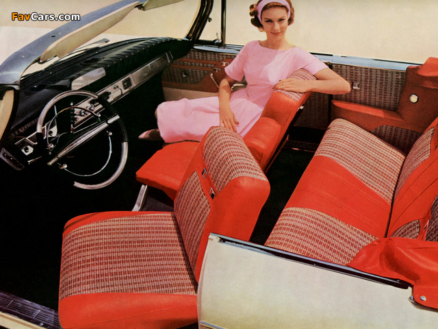 Images of Plymouth Sport Fury Convertible 1959 (640 x 480)