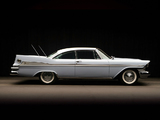 Images of Plymouth Sport Fury Hardtop Coupe (23) 1959