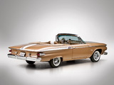 Images of Plymouth Fury Convertible (335) 1961