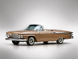 Pictures of Plymouth Fury Convertible (335) 1961