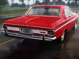 Pictures of Plymouth Fury Hardtop Sedan (333) 1963
