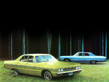 Pictures of Plymouth Fury 1969–73
