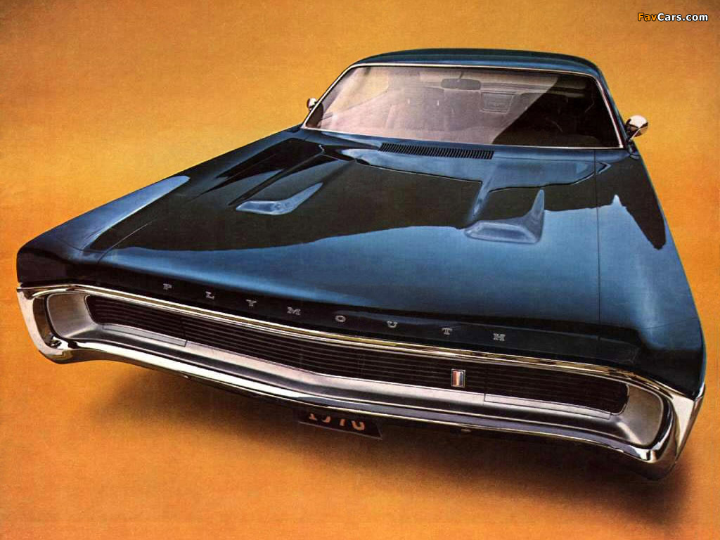 Pictures of Plymouth Sport Fury Hardtop Coupe (PH23) 1970 (1024 x 768)