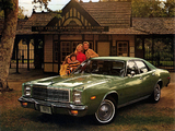 Pictures of Plymouth Fury Salon (RH41) 1978