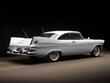 Plymouth Sport Fury 2-door Hardtop Coupe 1959 images