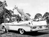 Plymouth Sport Fury Convertible (27) 1959 photos