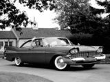 Plymouth Sport Fury 2-door Hardtop Coupe 1959 pictures