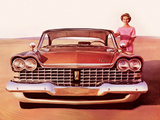Plymouth Sport Fury Hardtop Coupe (23) 1959 pictures