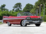 Plymouth Sport Fury Convertible (27) 1959 pictures