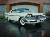 Plymouth Sport Fury Convertible 1959 wallpapers