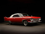 Plymouth Fury Convertible (PP1/2-H 27) 1960 images