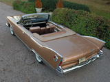 Plymouth Fury Convertible (PP1/2-H 27) 1960 wallpapers