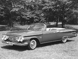 Plymouth Fury Convertible (335) 1961 wallpapers