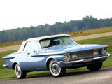 Plymouth Sport Fury Convertible (345) 1962 images