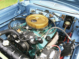 Plymouth Sport Fury Convertible (345) 1962 pictures