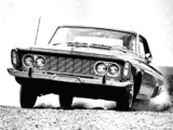 Plymouth Fury Hardtop Coupe (332) 1963 images