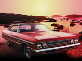 Plymouth Fury III Hardtop Coupe (PE1/2-M PM23) 1969 images
