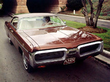 Plymouth Sport Fury 1972 pictures