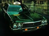Plymouth Fury Taxi 1973 pictures