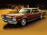 Plymouth Fury Gran Coupe (PP23) 1974 pictures