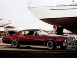 Plymouth Fury Sport Hardtop Coupe (RP23) 1975 wallpapers