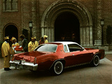 Plymouth Fury Sport (RH23) 1977 images